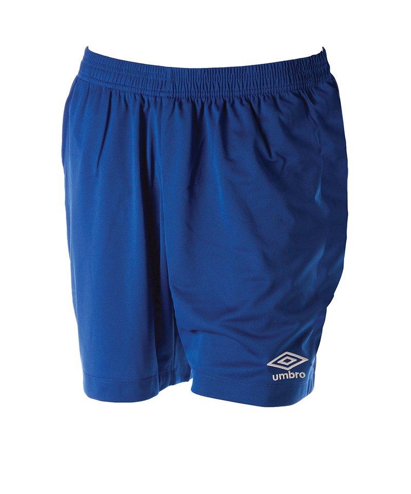 Umbro New Club Short Kids Blau FEH2 - blau