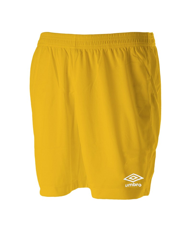 Umbro New Club Short Kids Gelb F0LH - gelb