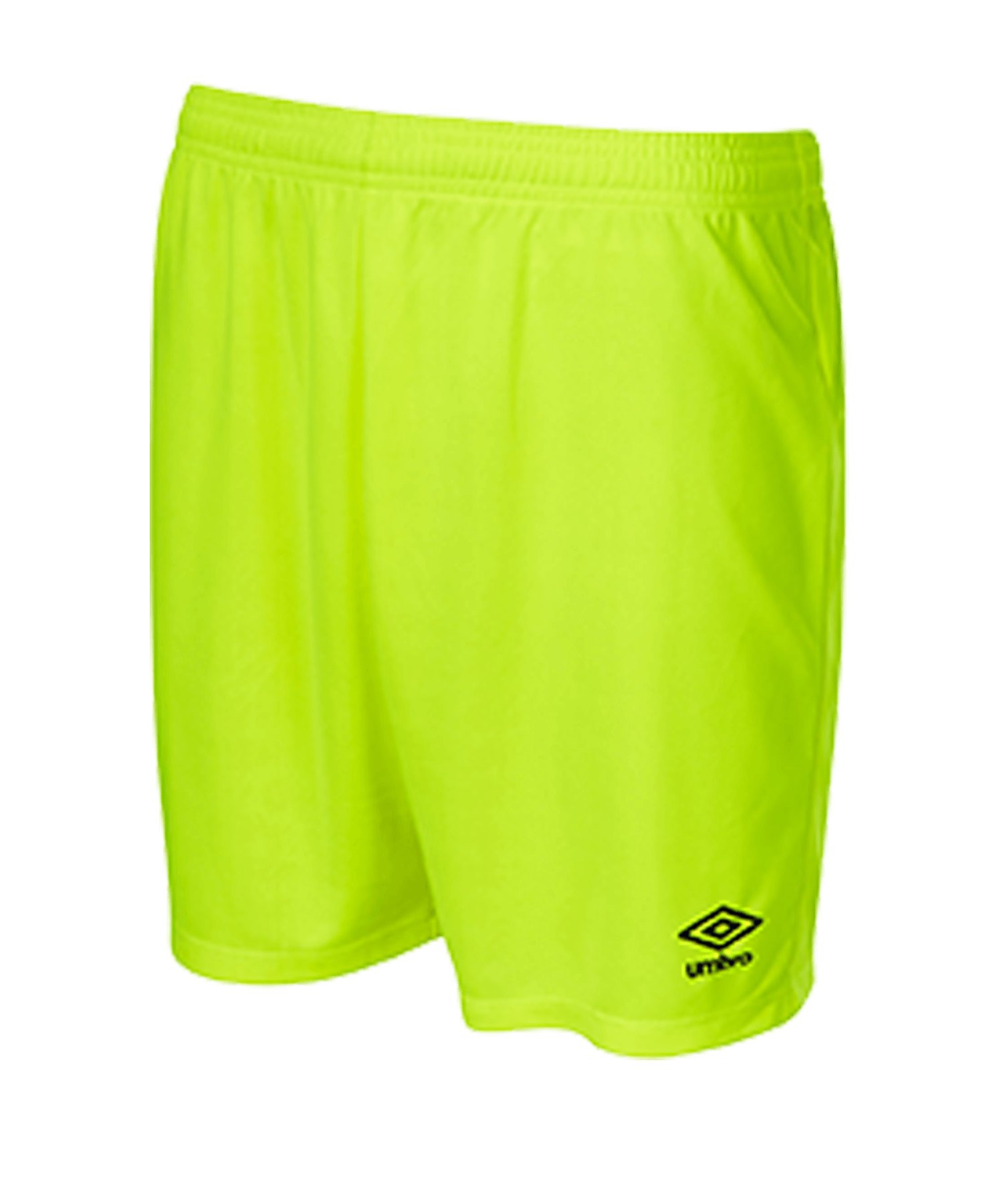 Umbro New Club Short Kids Gelb FFSZ - Gelb