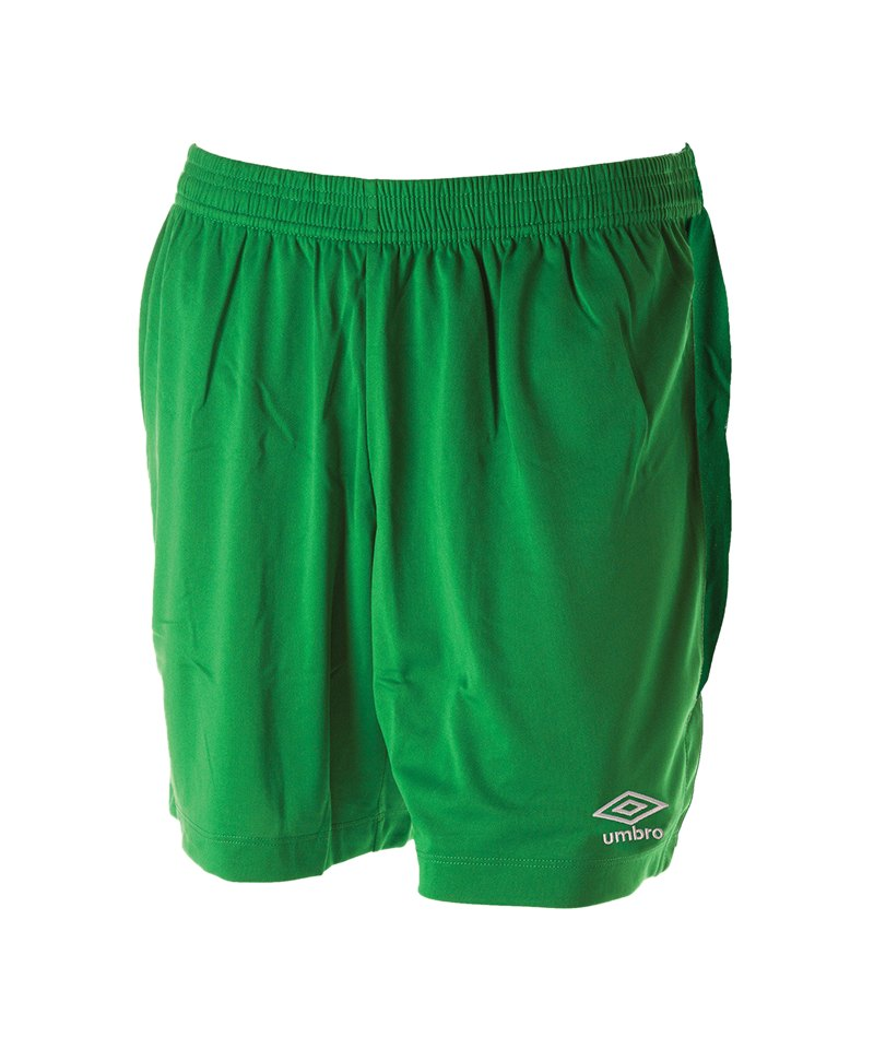 Umbro New Club Short Kids Grün FEH3 - gruen