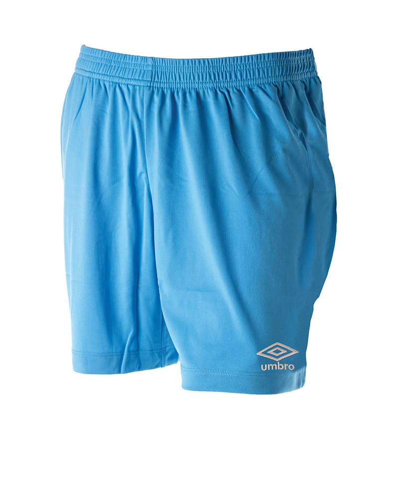 Umbro New Club Short Kids Hellblau F31B - blau