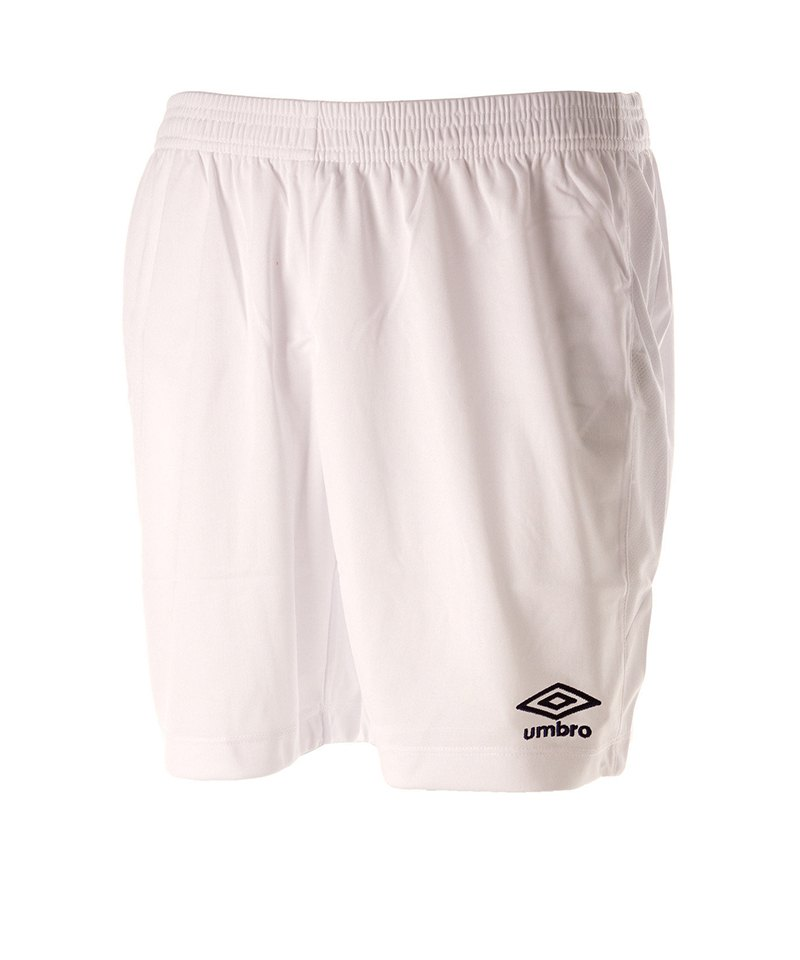 Umbro New Club Short Kids Weiss F001 - weiss