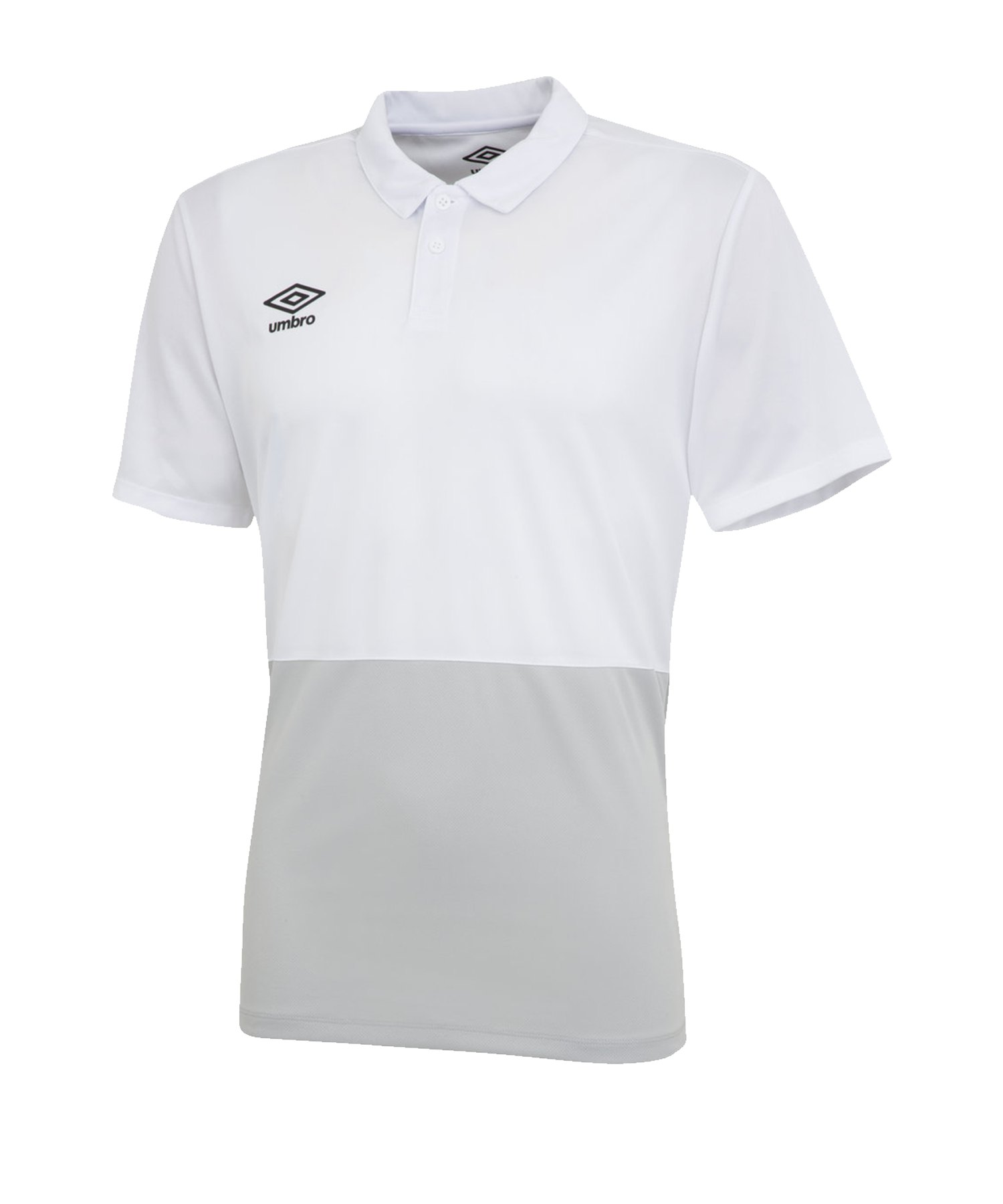 Umbro Training Poly Polo Shirt Weiss FCUE - Weiss
