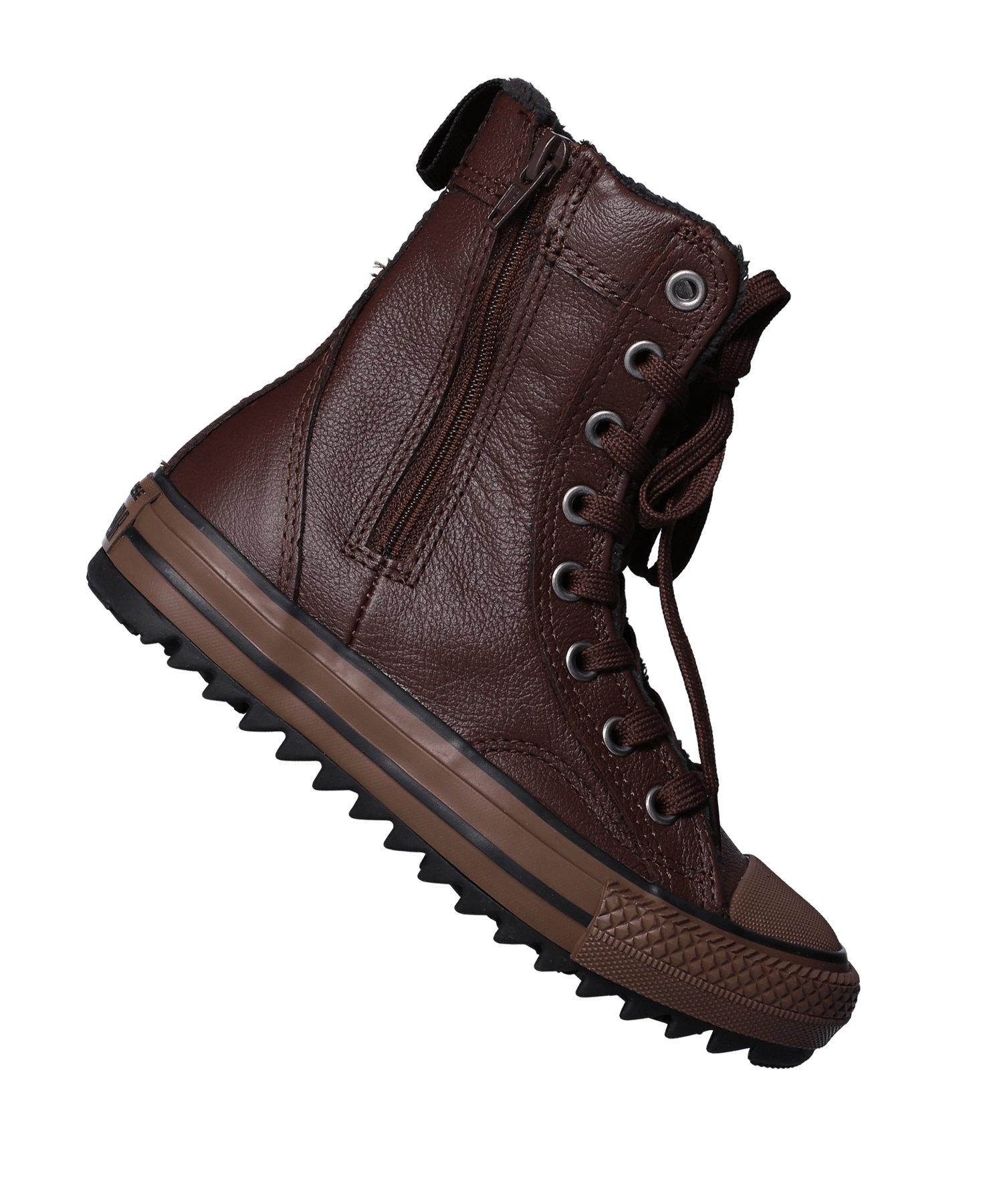 Converse HIlcrest HI Sneaker Kids Braun - Braun