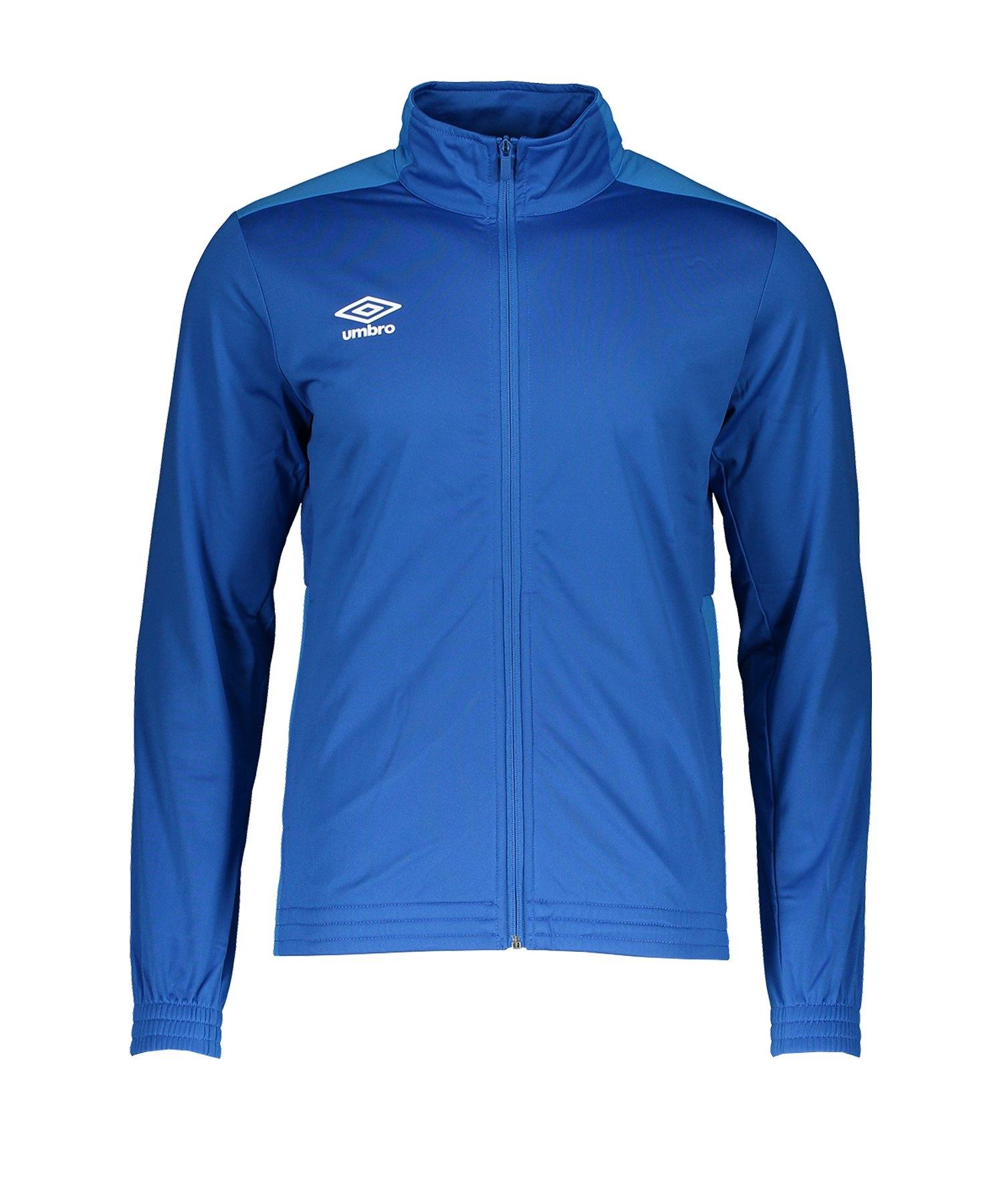 Umbro Knitted Jacke Blau FEVC - Blau