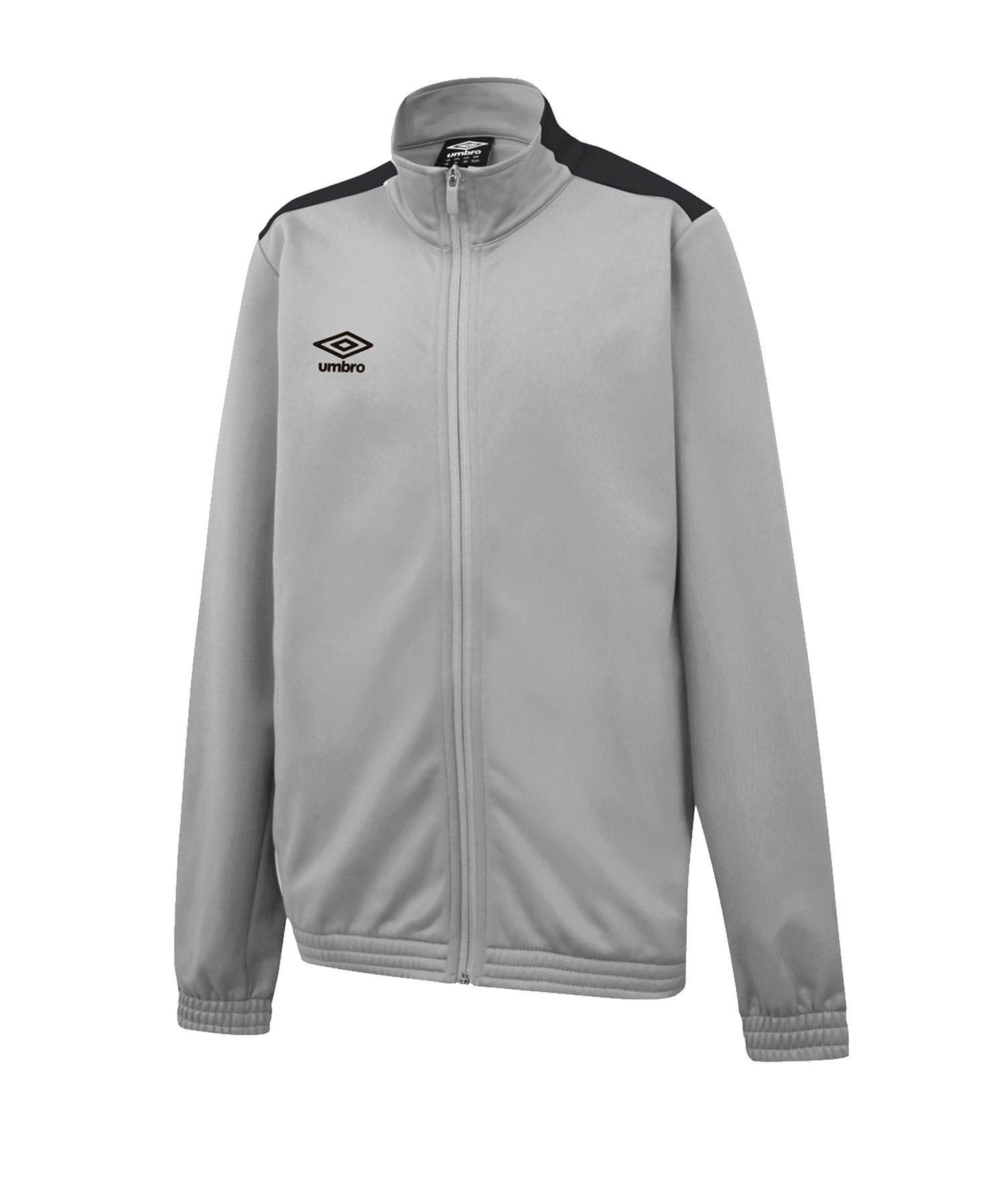 Umbro Knitted Jacke Grau FDM0 - Grau