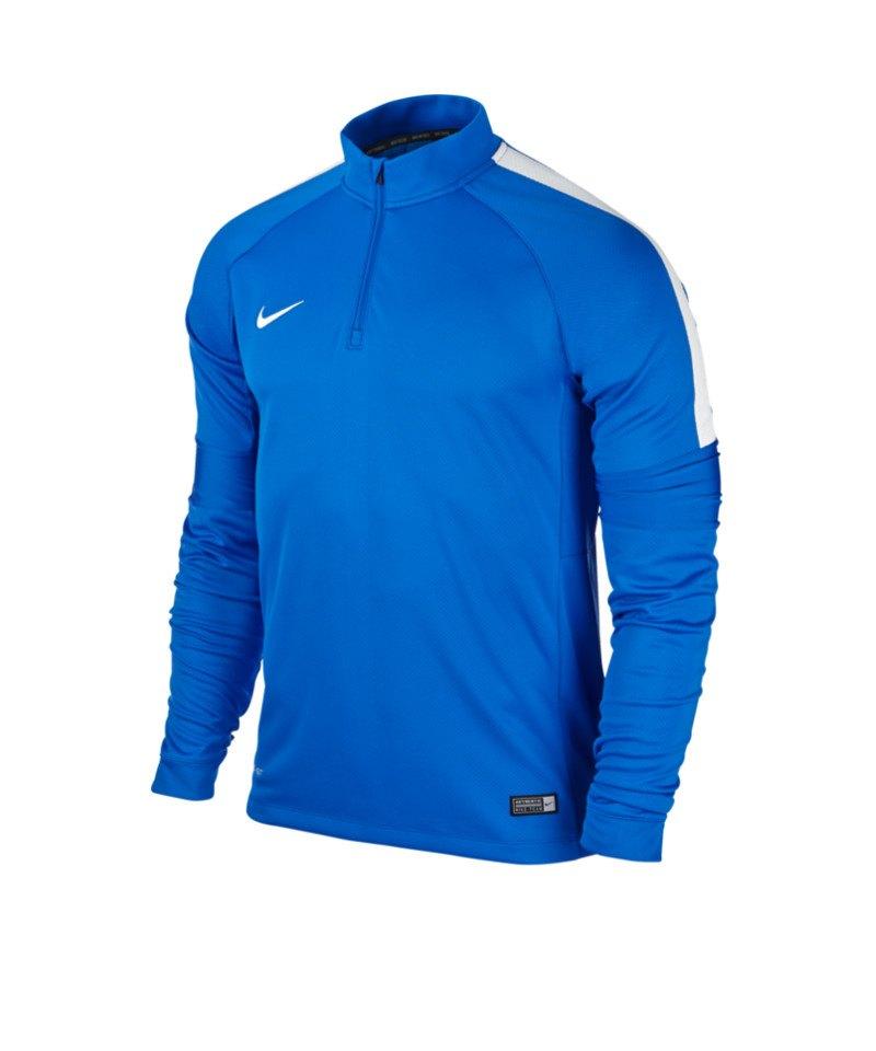 Nike Ignite Midlayer Sweatshirt Squad 15 F463 Blau - blau