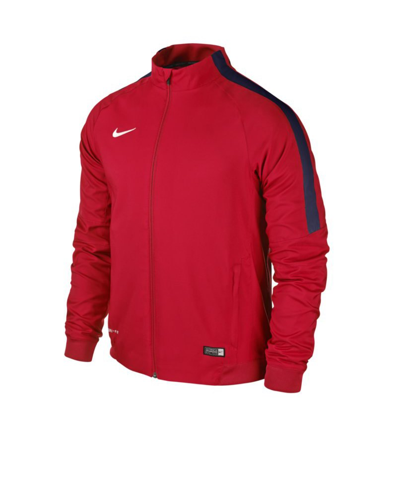 Nike Herren Jacke Sideline Woven Squad 15: : Bekleidung