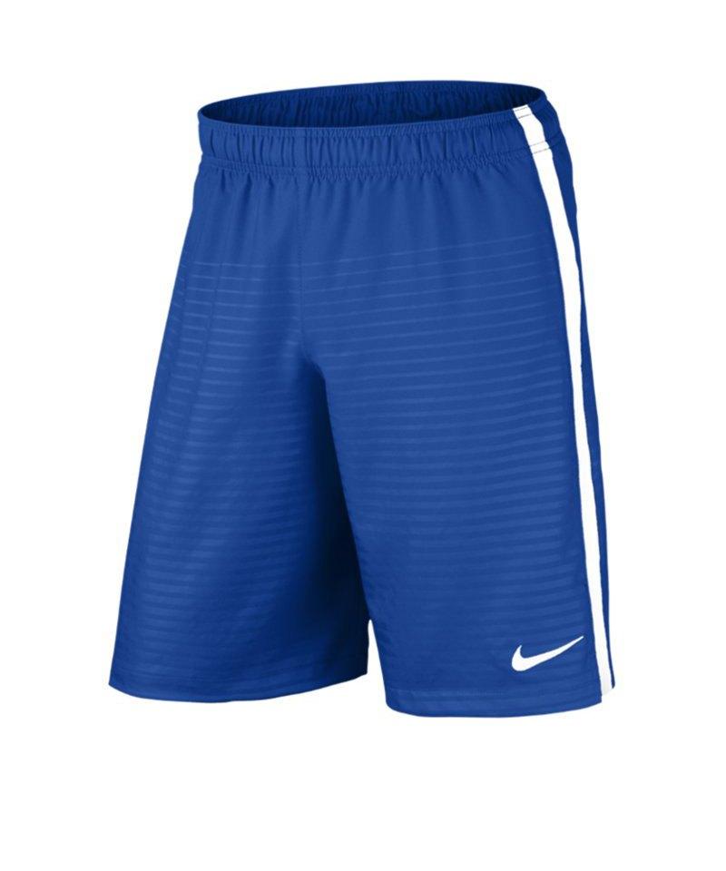 Nike Short NB Max Graphic F463 Blau Weiss - blau