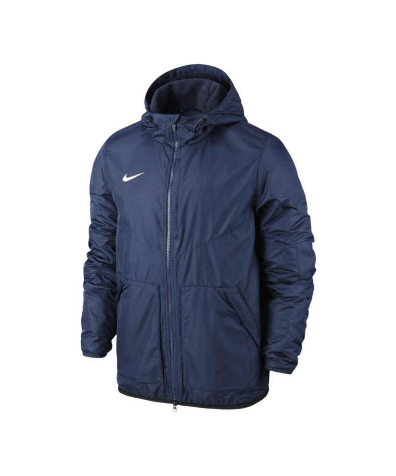 Nike Jacke Outerwear Team Fall Jacket Blau F451 - blau