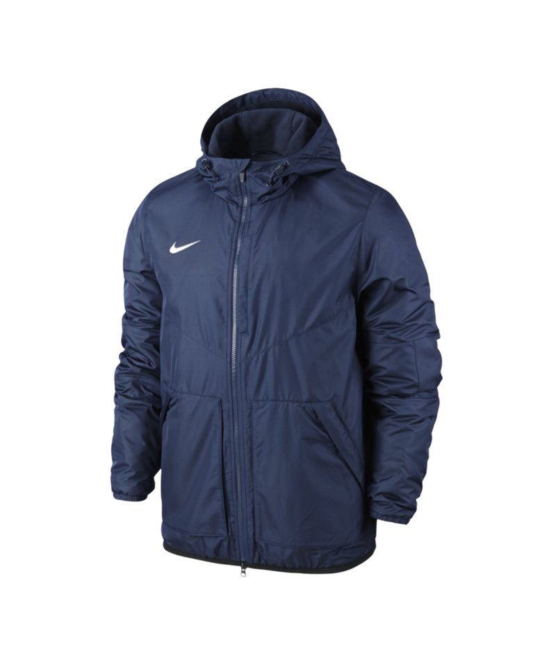 Nike Jacke Outerwear Team Fall Jacket Kinder F451 - blau
