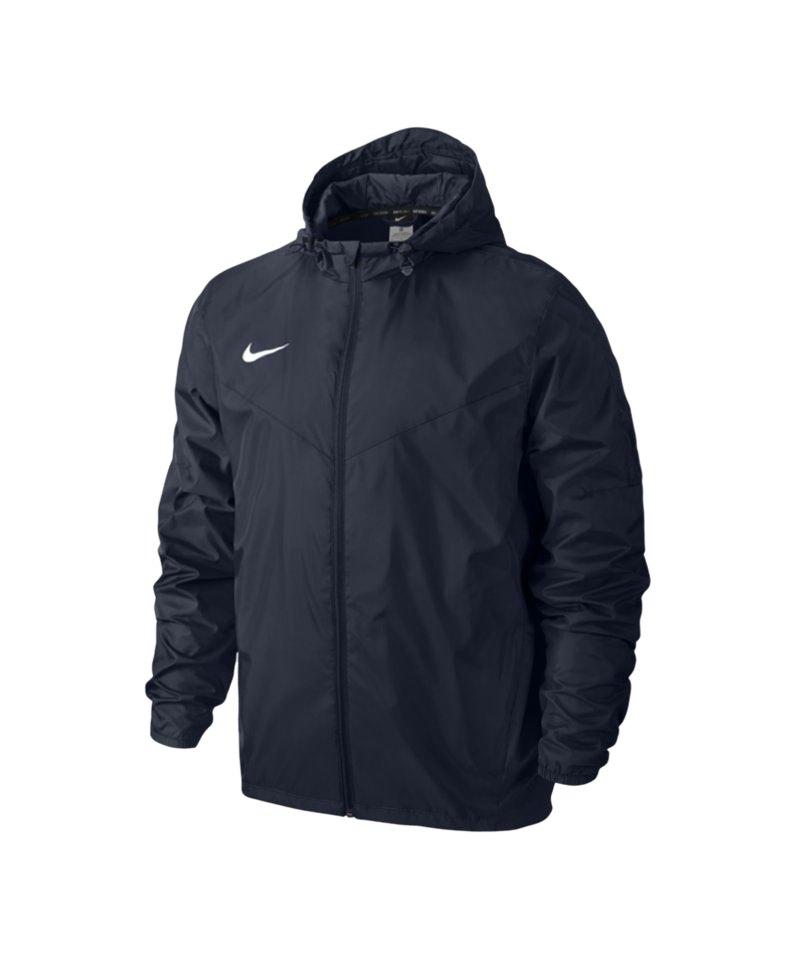 Nike Regenjacke Team Sideline Kinder Blau F451 - blau