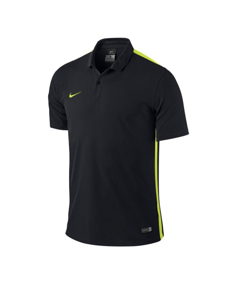 Nike Kurzarm Trikot Challenge Kinder F011 Schwarz - schwarz