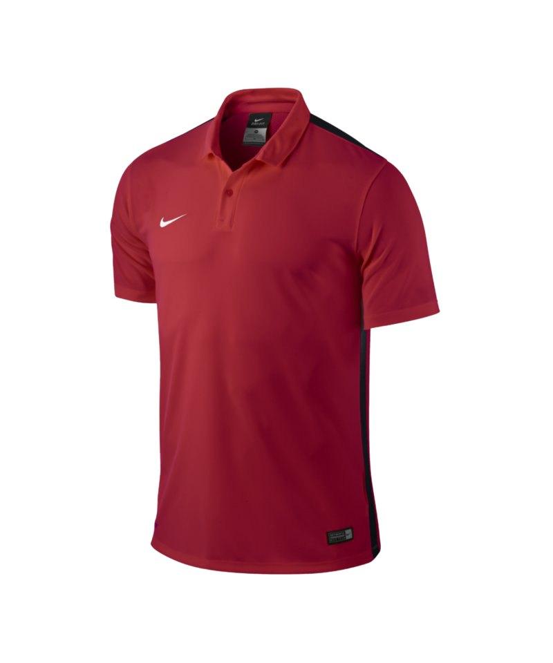 Nike Kurzarm Trikot Challenge Kinder F657 Rot - rot