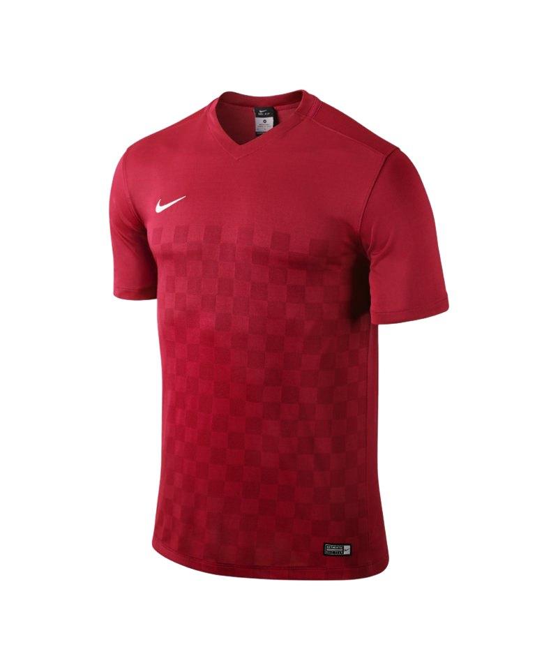 Nike Kurzarm Trikot Energy III Kinder F657 Rot - rot
