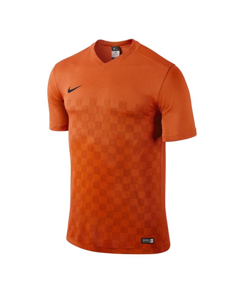 Nike Kurzarm Trikot Energy III Kinder F815 Orange - orange