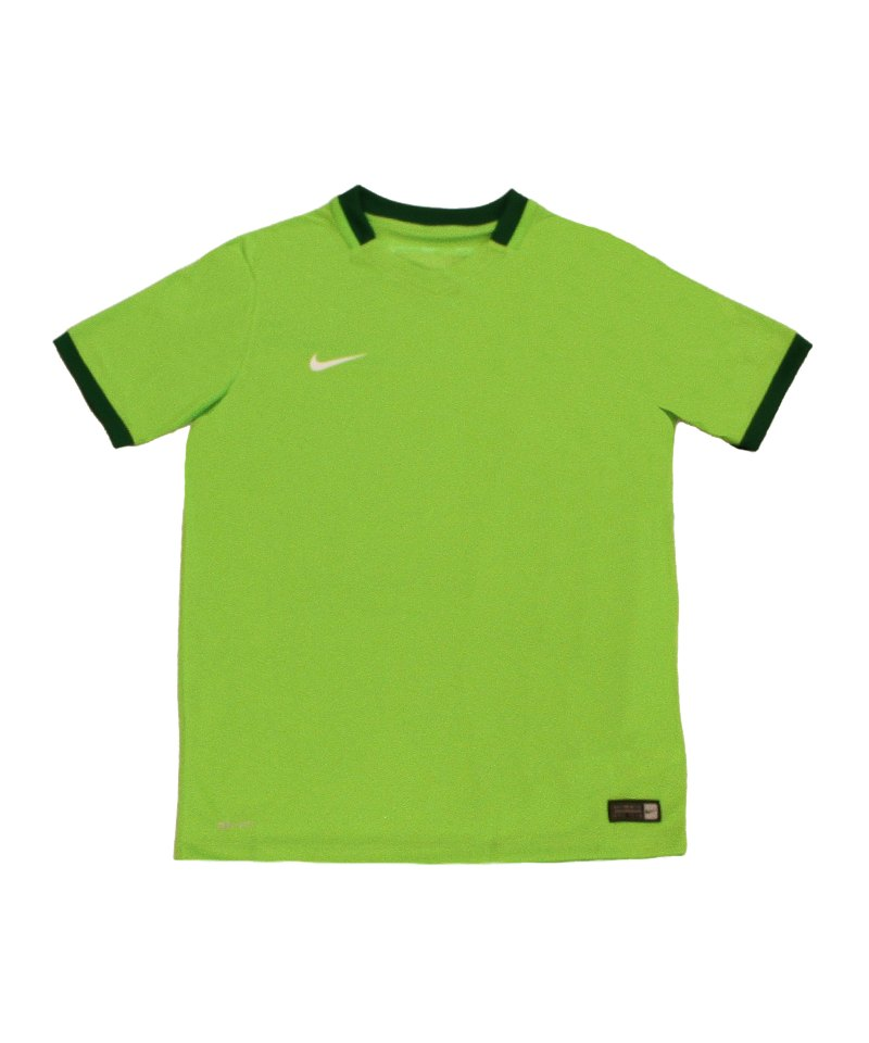Nike Revolution III Trikot kurzarm Kids Grün F313 - gruen