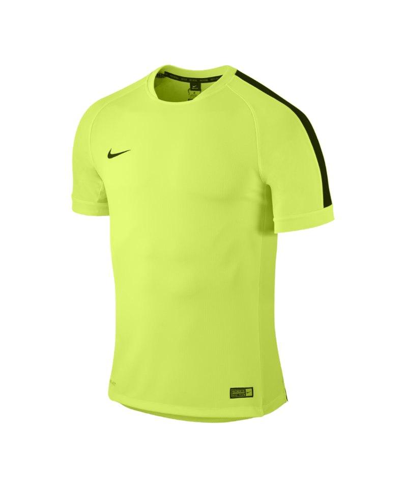 Nike Flash Training Top Squad 15 Kinder F715 - gruen