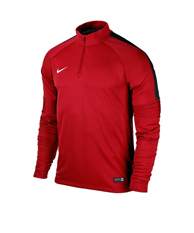 Nike Ignite Midlayer Sweat Squad 15 Kinder F657 - rot
