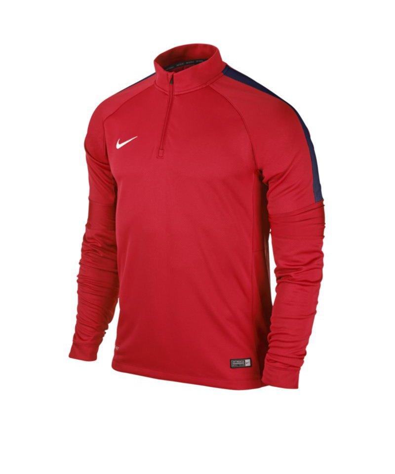 Nike Ignite Midlayer Sweat Squad 15 Kinder F662 - rot