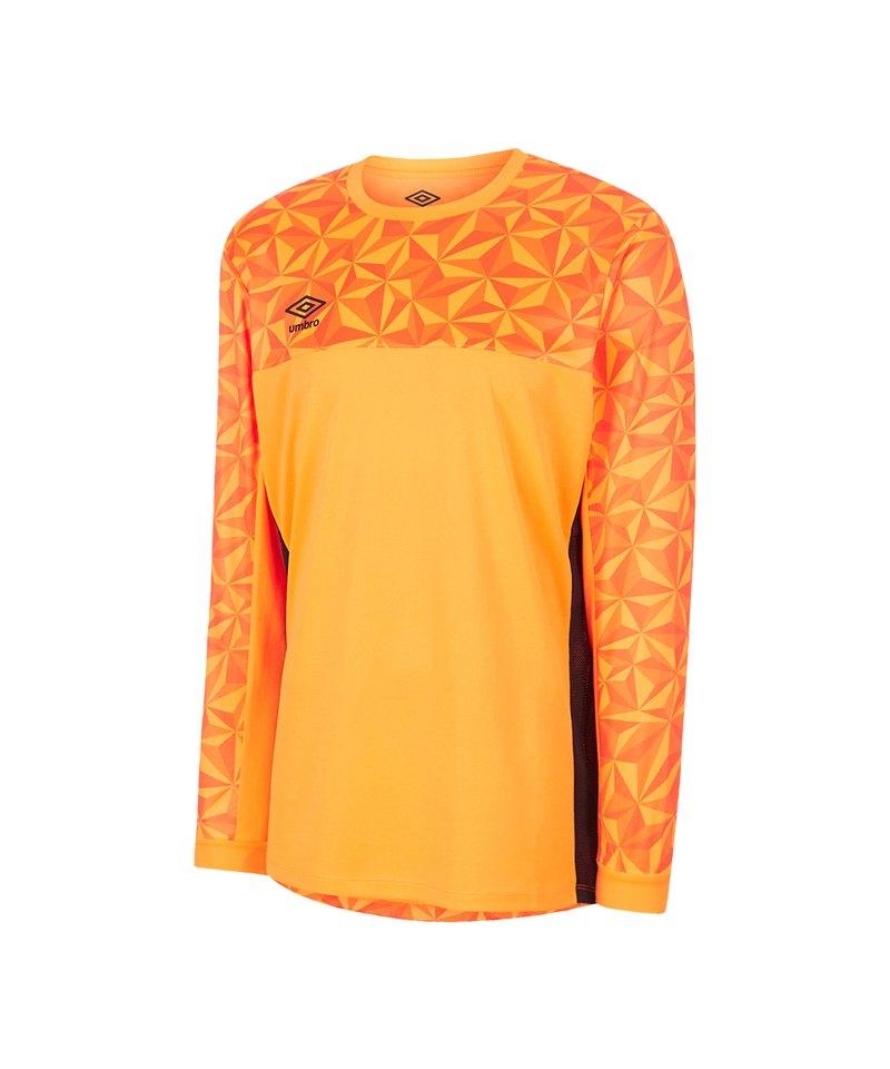 Umbro Portero TW-Trikot langarm Kids Orange FCGY - orange