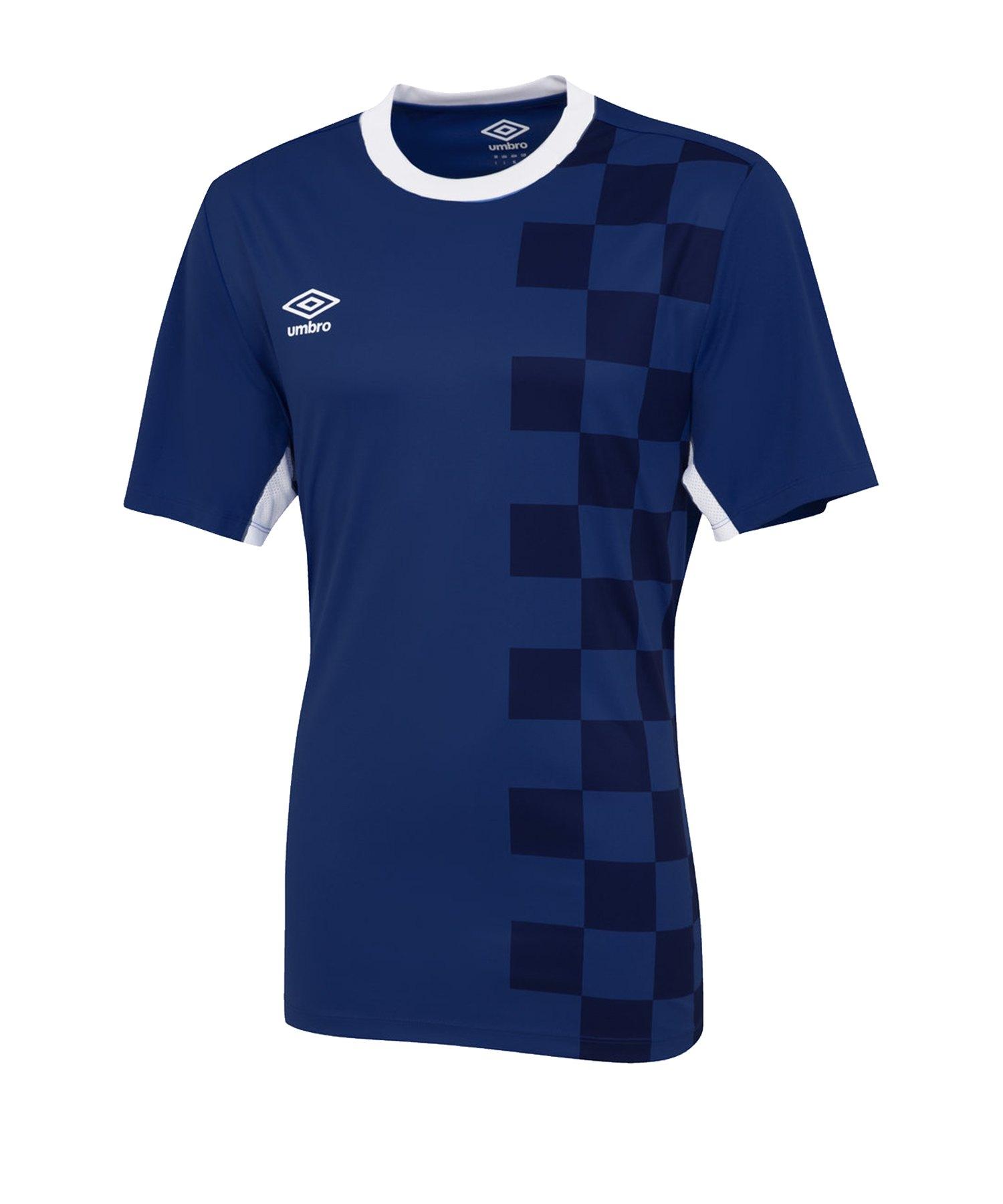 Umbro Stadion T-Shirt Blau ES6 - Blau