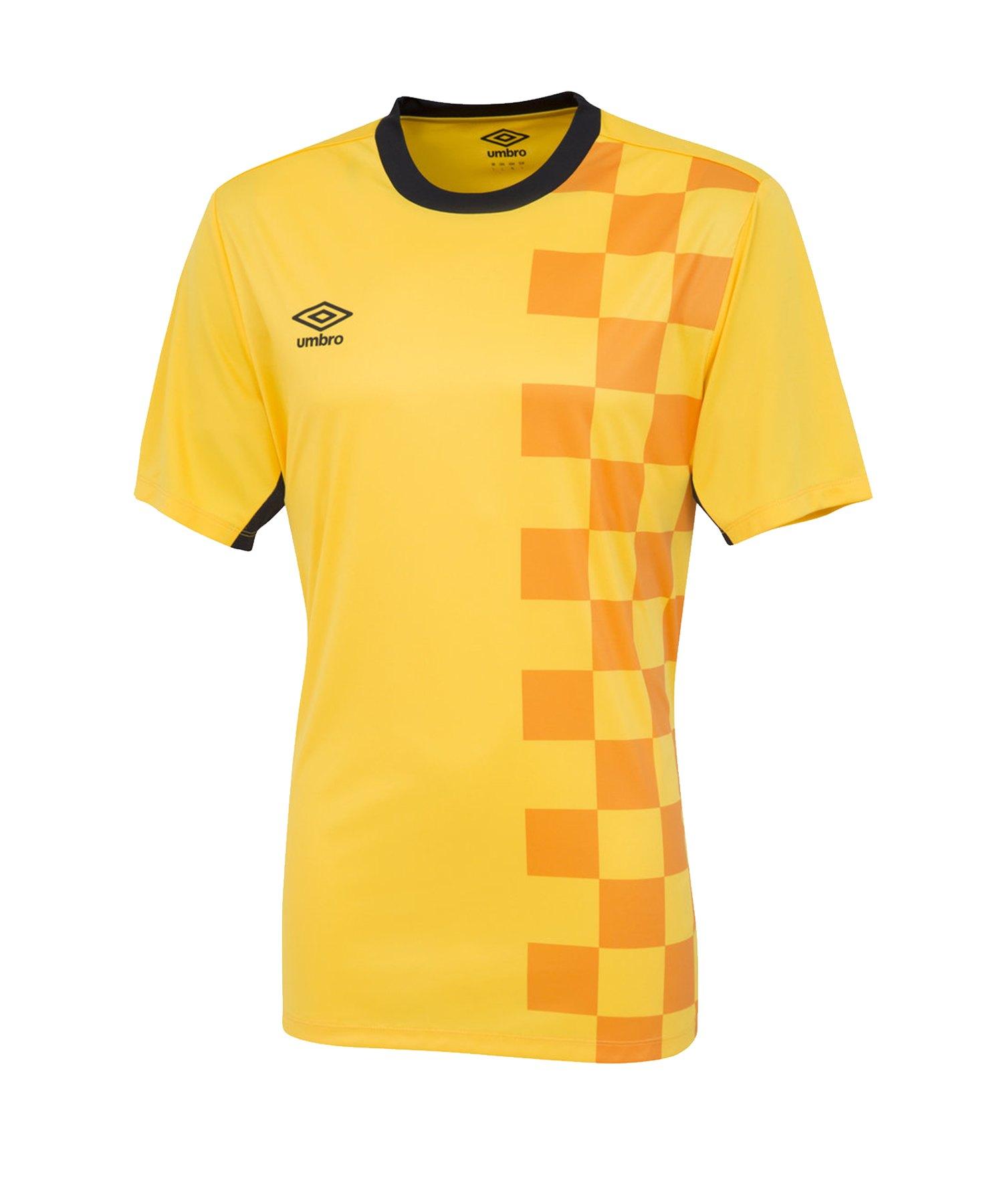 Umbro Stadion T-Shirt Gelb F0LF - Gelb