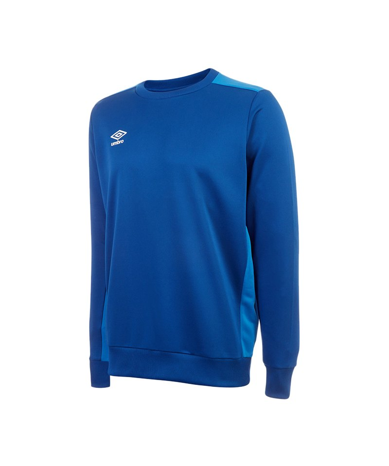 Umbro Training Poly Sweat Kids Blau FEVC - blau