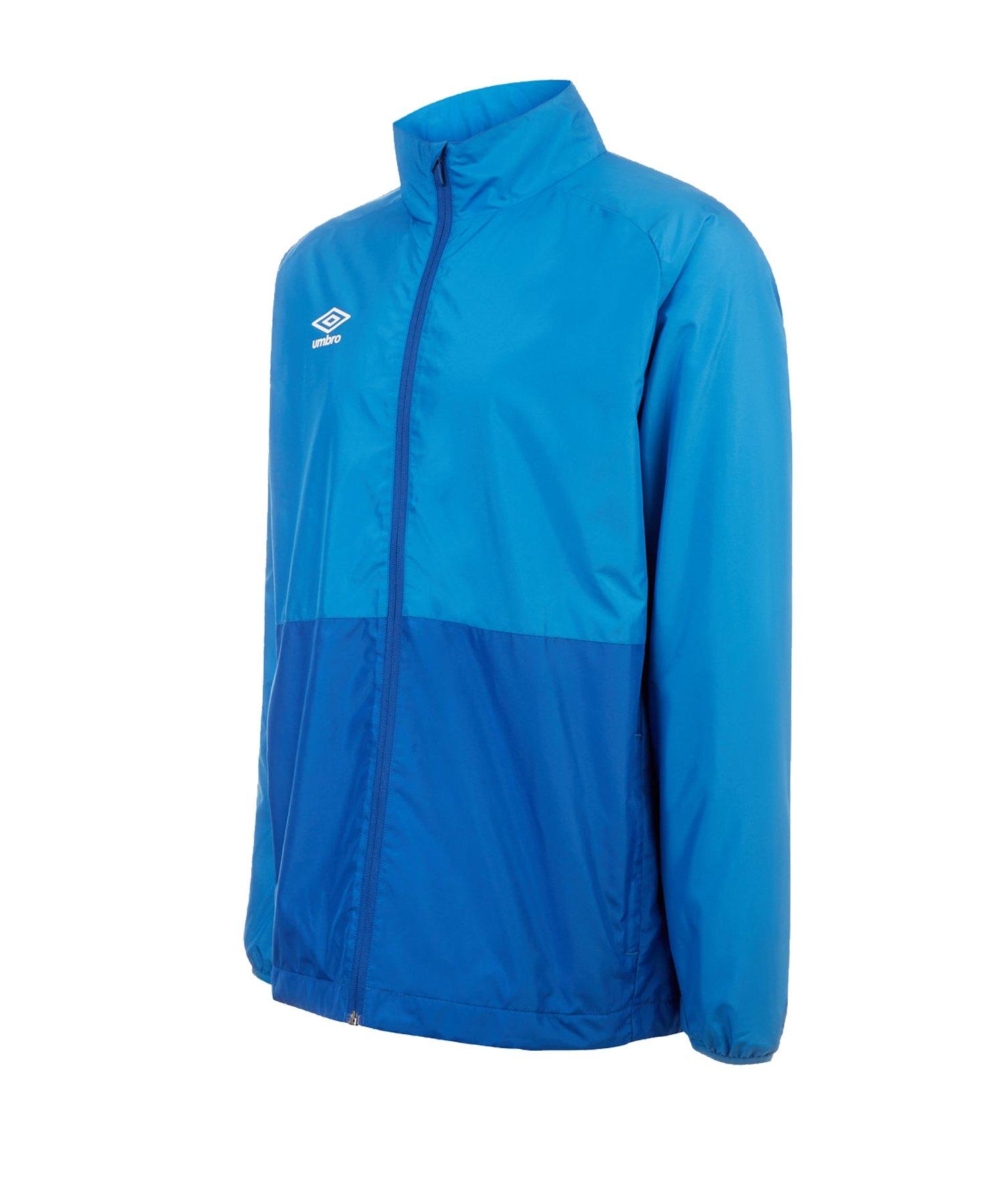 Umbro Training Shower Jacket Jacke Blau FEVF - blau