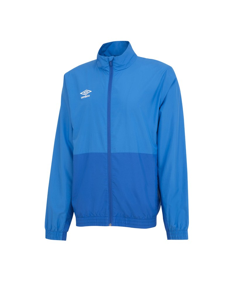Umbro Training Woven Jacket Jacke Blau FEVF - blau