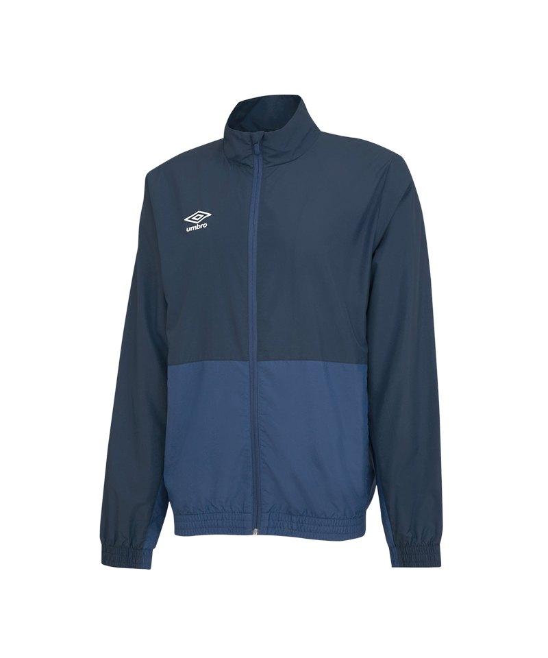 Umbro Training Woven Jacket Jacke Dunkelblau FEVR - blau