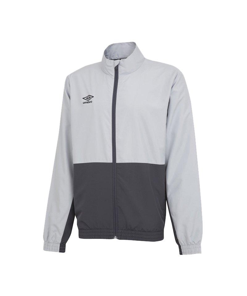 Umbro Training Woven Jacket Jacke Grau FDM0 - grau