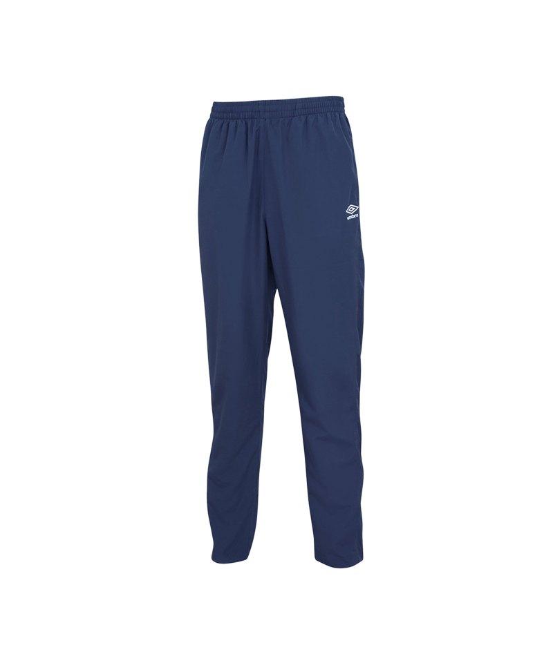 Umbro Training Woven Pant Jogginghose Blau FERA - blau
