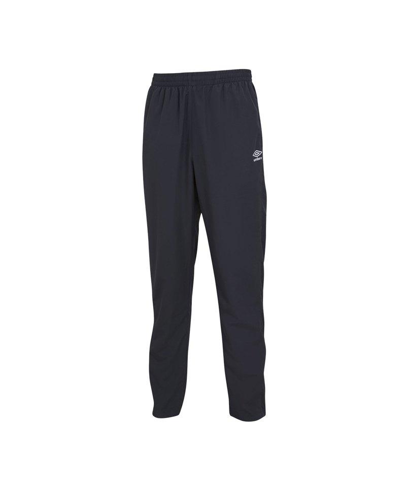 Umbro Training Woven Pant Jogginghose Schwarz F060 - schwarz