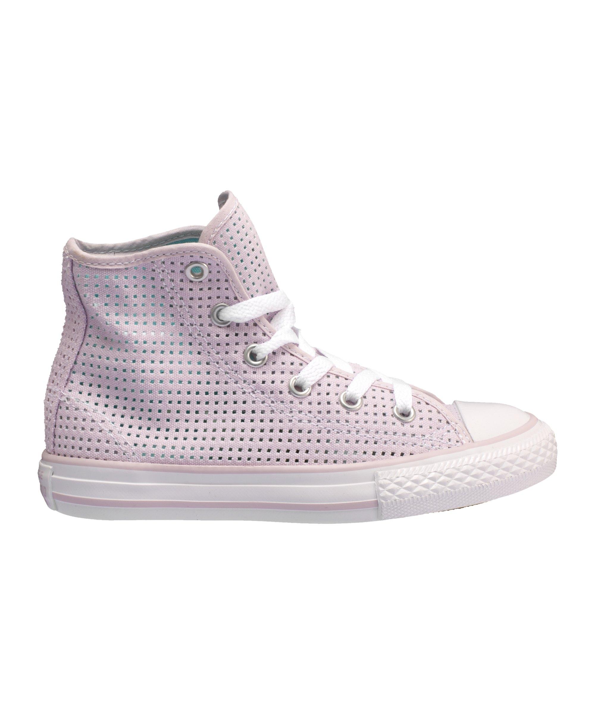 Converse Chuck Taylor AS HI Sneaker Kids Pink - Pink