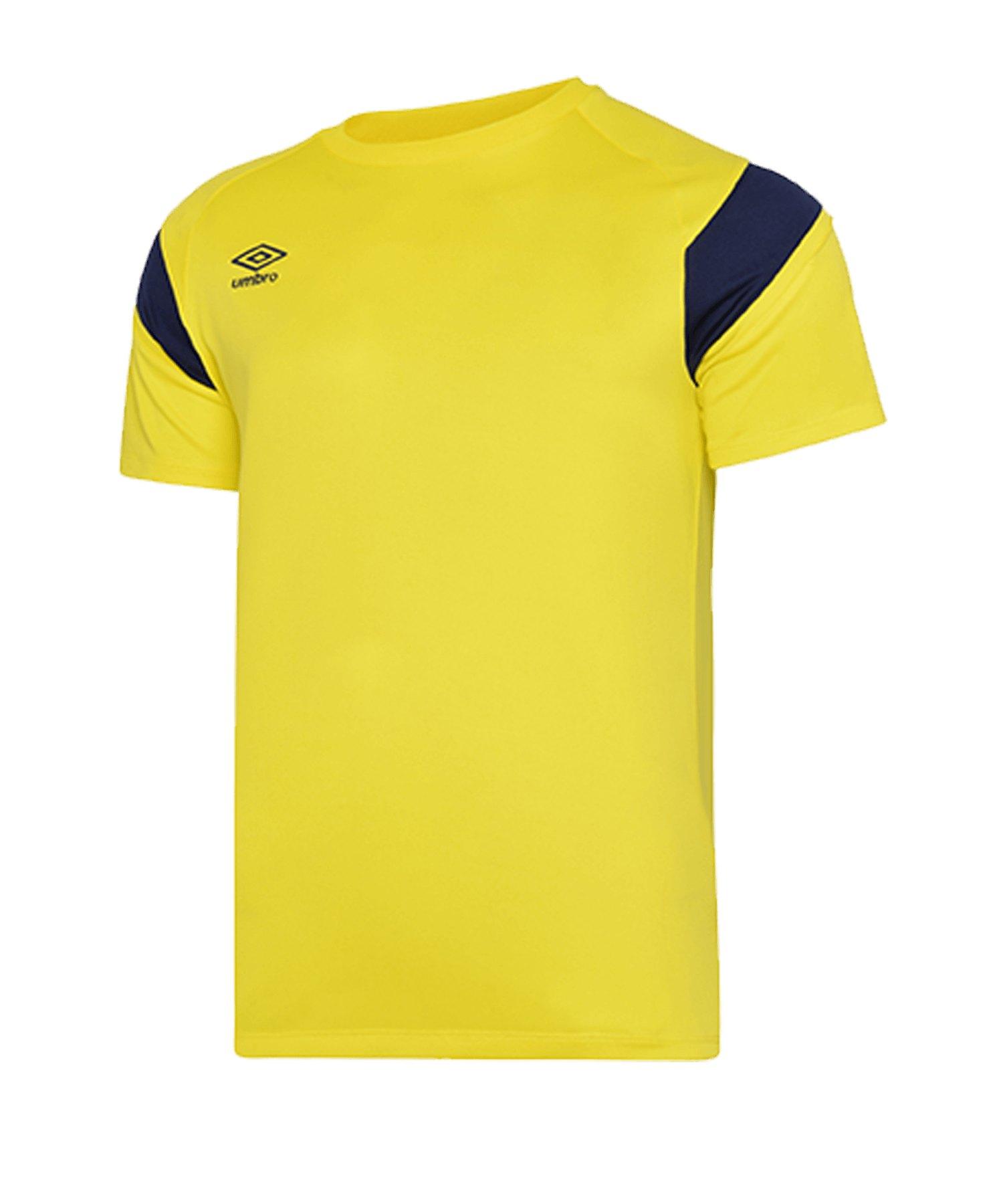 Umbro Training Jersey Trikot Gelb FGR7 - gelb