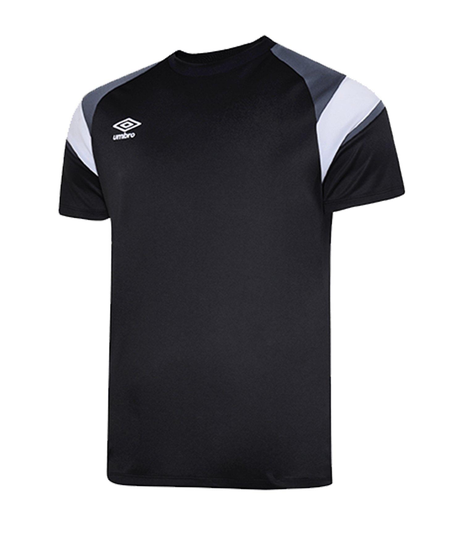 Umbro Training Jersey Trikot Schwarz FGR6 - schwarz