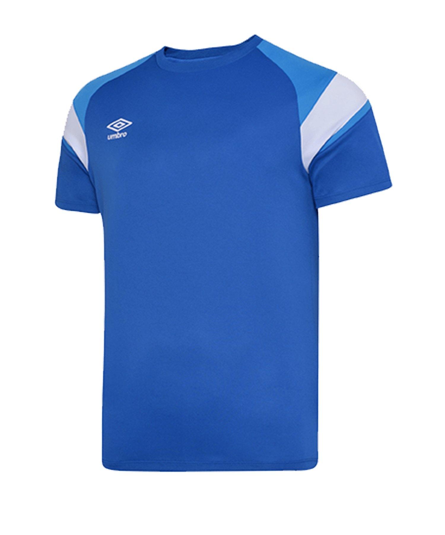 Umbro Training Jersey Trikot Kids Blau FGQW - blau