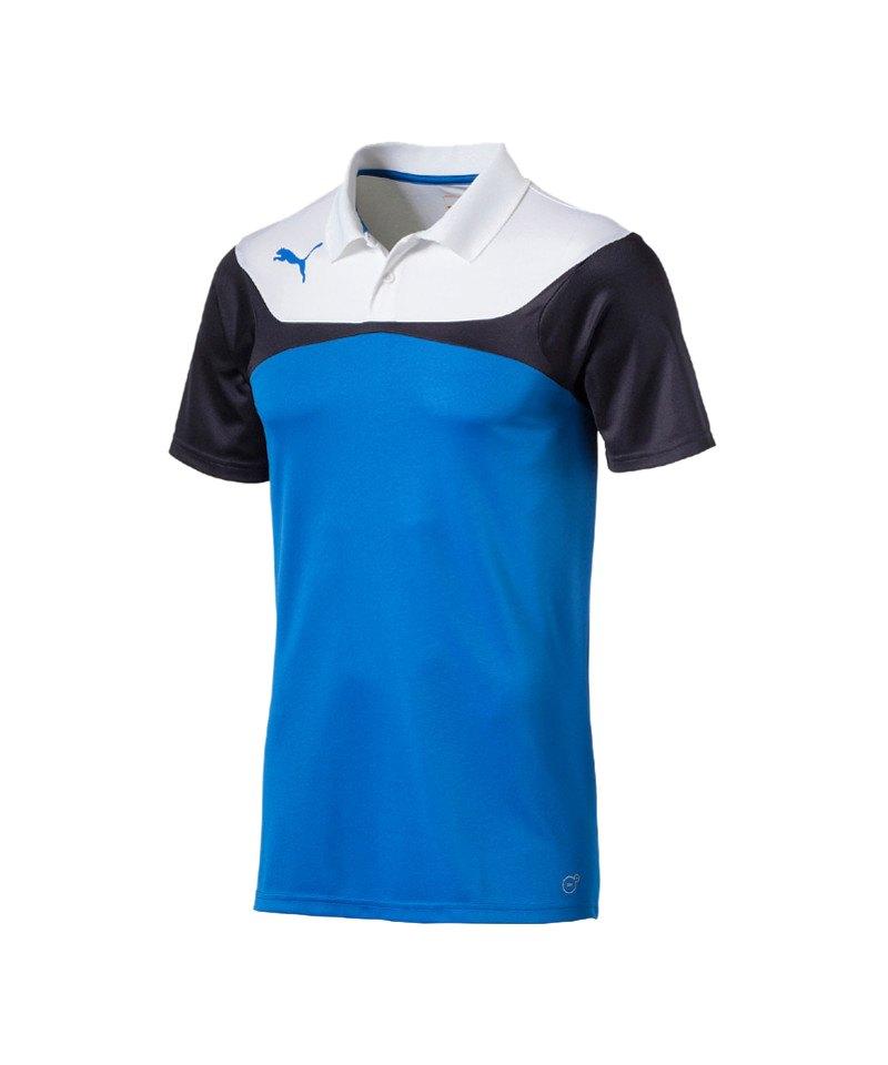 PUMA Poloshirt Esito 3 Leisure Kinder F02 - blau