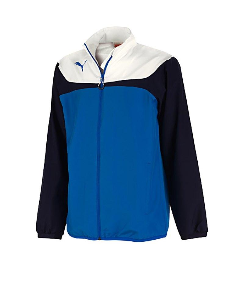 PUMA Präsentationsjacke Esito 3 Leisure Jacket F02 - blau