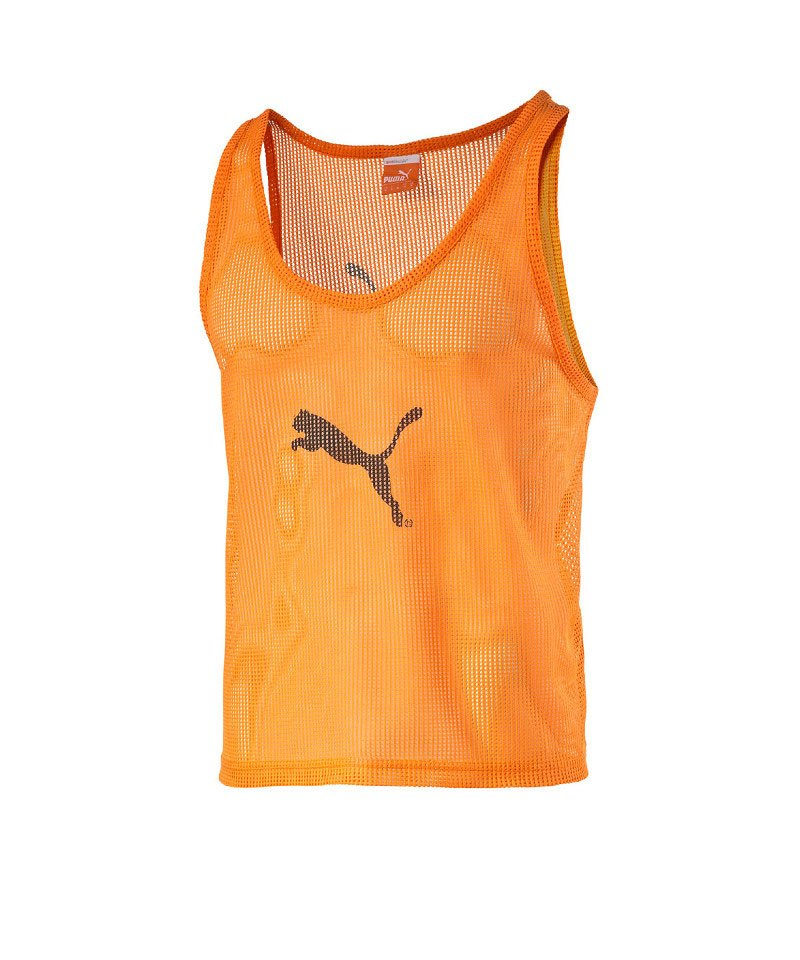 PUMA Esito 3 Bib Kennzeichnungshemd Kids F40 - orange