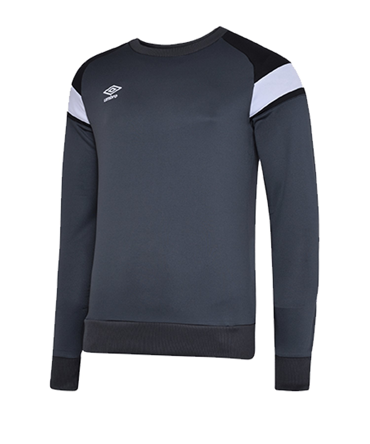 Umbro Poly Fleece Sweatshirt Grau FGR9 - grau
