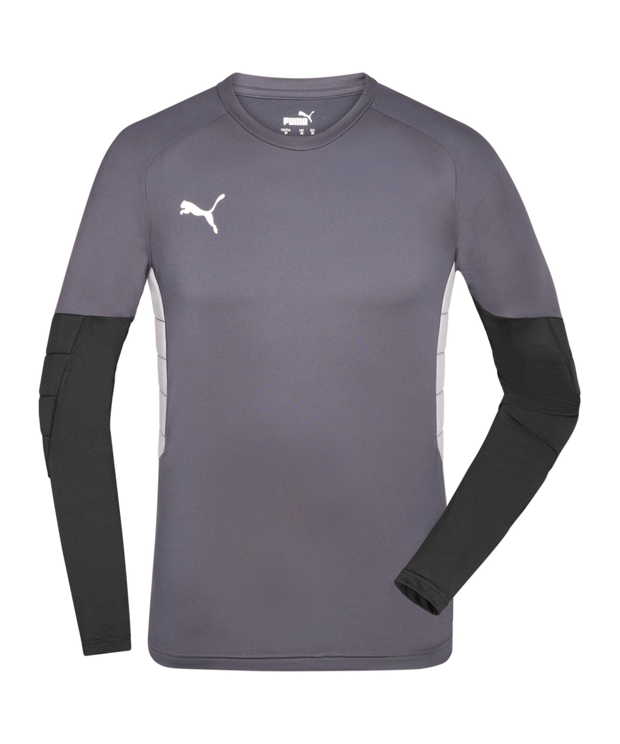 PUMA Torwarttrikot GK Padded Shirt Grau F60 - grau