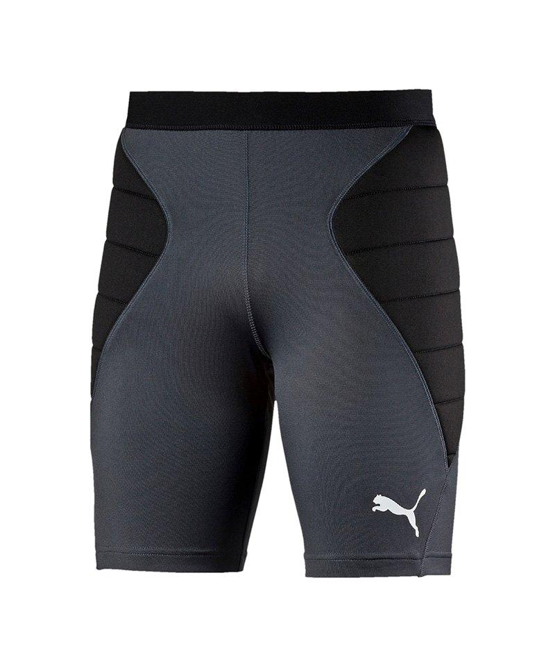 PUMA GK Tight Padded Shorts Torwarthose Grau F60 - grau