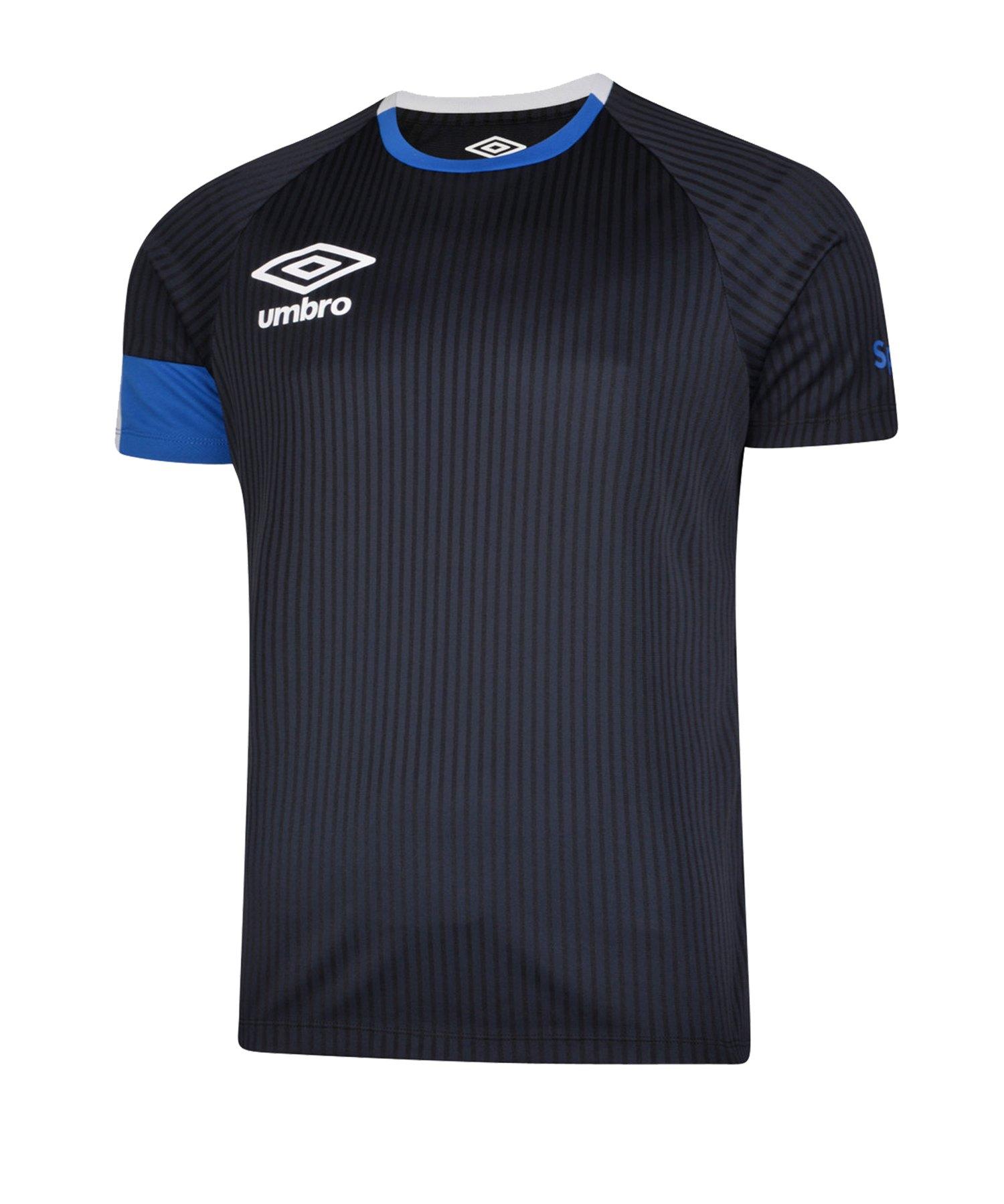 Umbro Speciali 98 Poly Tee T-Shirt Schwarz F060 - schwarz