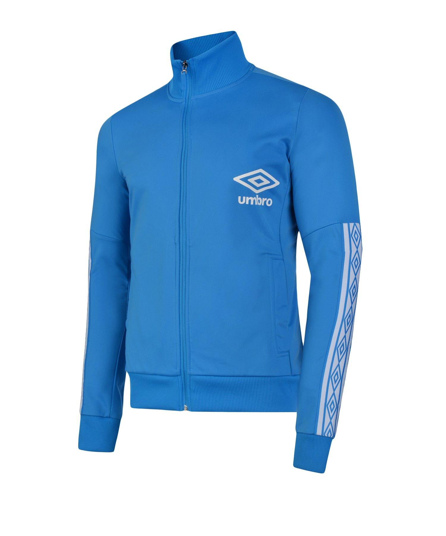 Umbro Track Jacket Jacke Blau FGPW - blau