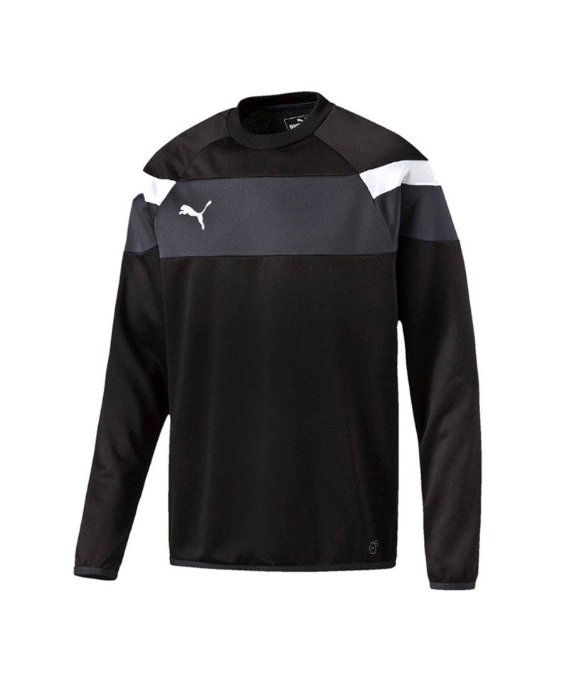 PUMA Sweatshirt Training Spirit II Schwarz F03 - schwarz