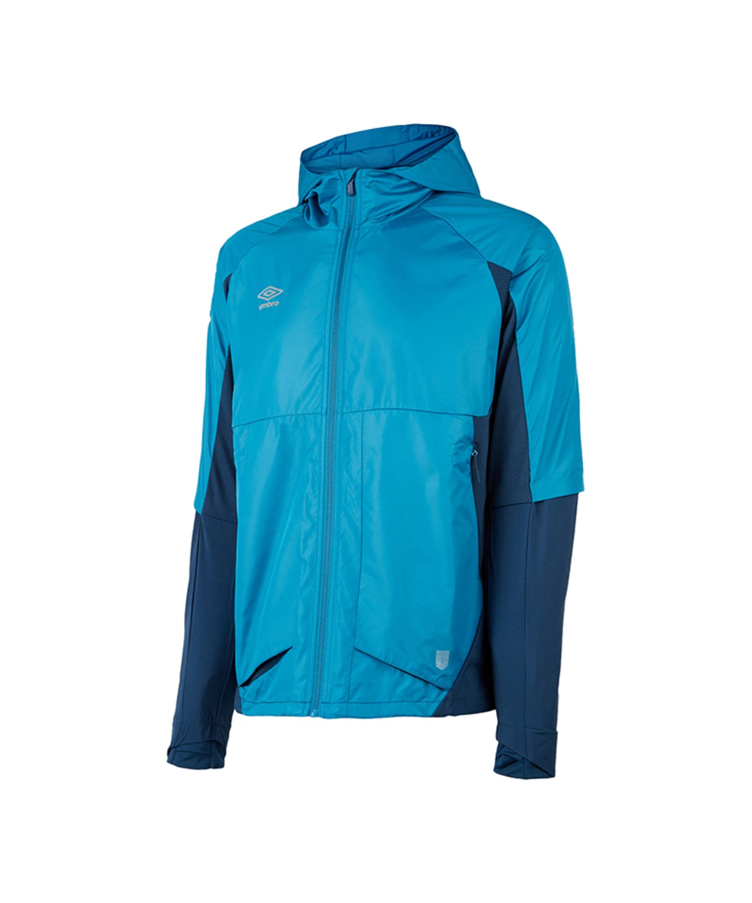 Umbro Elite Training Hybrid Jacke Blau FHG7 - Blau
