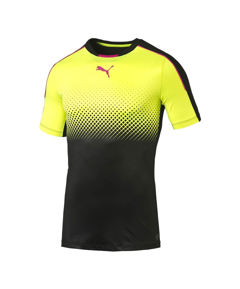 PUMA IT Evo Training Thermo-R ACTV T-Shirt F57 - schwarz