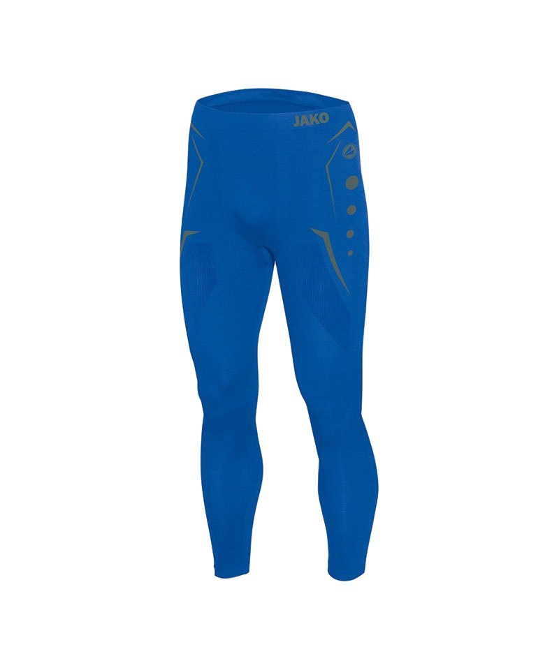 Jako Hose Comfort Long Tight Blau F04 - blau